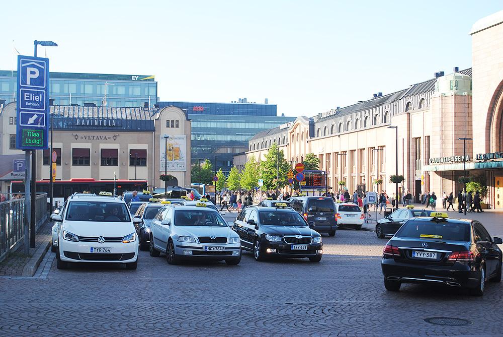 Пездка в финляндию на такси